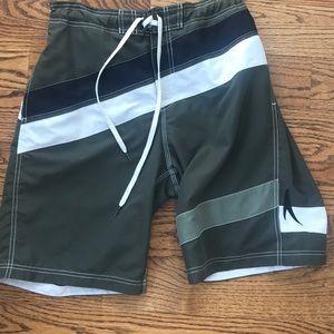 Men's Speedo swim trunks M